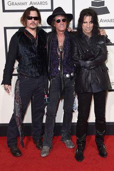 Grammys Red Carpet 2016 - Grammy Awards 2016