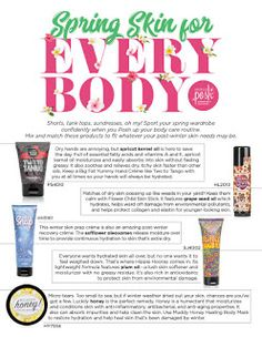Everybody POSH your body RIGHT! all these items to SUPER HYDRATE and NOURISH your skin through any weather!