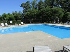 East Shores Pool - FOR SALE ~ 1503 Brentwood Place Morganton North Carolina