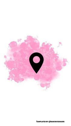 Instagram Logo, Pink Instagram, Instagram Story, Iphone Icon, Insta Bio, Instagram Background, Friends Wallpaper, Pink Themes, Aesthetic Backgrounds