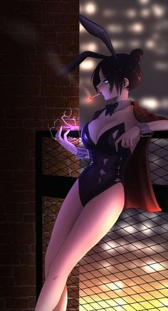 Manga Anime Girl, Cool Anime Girl, Pretty Anime Girl, Beautiful Anime Girl, Anime Neko, Kawaii Anime Girl, Anime Girls, Dark Fantasy Art, Fantasy Girl