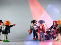 Playmobil© Heavy Metal Wallpaper