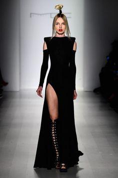 Michael Costello - Runway - Mercedes-Benz Fashion Week Fall 2015