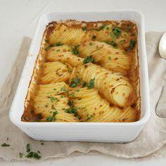 French onion potato bake. Ah, YUM!