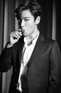 TOP (Choi Seung Hyun) not my thing but, if he wants to then, let him do it. Daesung, T.o.p Bigbang, Bigbang Members, K Pop, Max Movie, Sung Lee, Rapper, Big Bang Kpop, Bang Bang