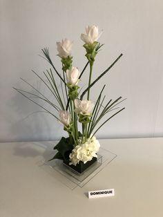 Bear-Grass, Fleurs de Curcuma, Aspidistra, Hortensia