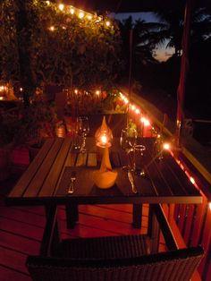 Eden Restaurant on Saba Island--Chapter 60