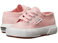 Superga Kids 2750 JCOT Classic (Toddler/Little Kid) Fuxia SP 11 - Zappos.com Free Shipping BOTH Ways