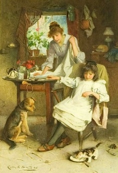 Carlton Alfred Smith (1853 – 1946,English
