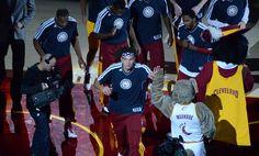 Anderson Intro Cleveland Cavaliers, Anderson Varejao take Orlando Magic down