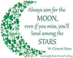 Good night every one and I will see you in the stars. I hope you had a wonderful St. Patrick's Day.  Sweet dreams, Cherokee Billie
