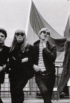 Warhol & Nico