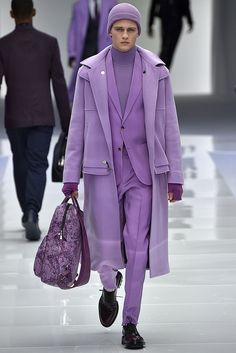 Versace Menswear Fall Winter 2016 Milan