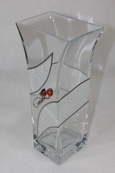 #Blumenvasen #Glas