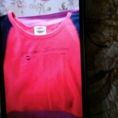 Ladies Harley shirt Good condition never wore it Harley-Davidson Tops Tank Tops