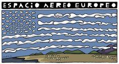 Espacio aéreo europeo