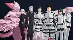 Watch Knights of Sidonia Online | Netflix