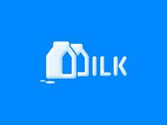 Milk / Milk Carton Logo