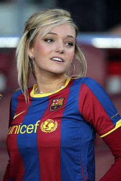 Football Beauty