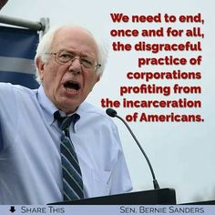 Solid point Bernie. Now drop your romanticism with Socialism.