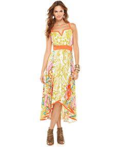Pretty summer dress.