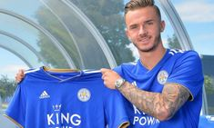 (CONFIRMED) Leicester City have signed Norwich City playmaker James Maddison for on a five-year deal. He becomes the club-record sale for Norwich AND the most expensive Championship player ever. Real Madrid Gareth Bale, Norwich City Fc, James Maddison, Leicester City Fc, King Power, Tottenham Hotspur, One Team, Champions League, Premier League