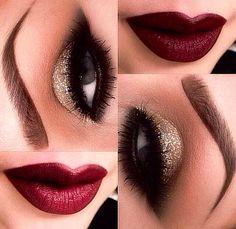Perfect Holiday Makeup!❤️