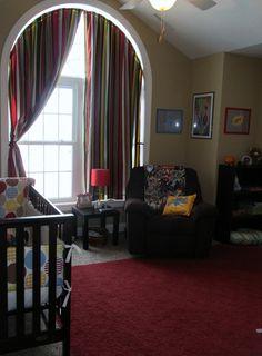 Casa Bower: Baby Boy Nursery for Gavin