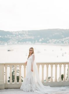 Fabulous wedding at Villa Ephrussi de Rothschild in French Riviera French Chateau, Groom Attire, Wedding Bridesmaid Dresses, French Riviera, Wedding Portraits, Chateaus, Bridal, Villas, Inspiration