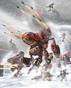 battletech | Battletech Art 4