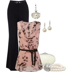 """""""Love pearls"""" by glinwen on Polyvore"""