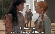 @Amy Grigsby - i don't know if this is right but i think it's anne of green gables? - the end of the rainbow