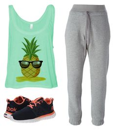 """""""Untitled #50"""" by mollyruth-1 ❤ liked on Polyvore featuring interior, interiors, interior design, home, home decor, interior decorating, adidas and Reebok"""