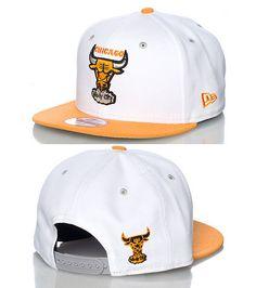 NEW ERA CHICAGO BULLS NBA SNAPBACK CAP-HTpPwGQS