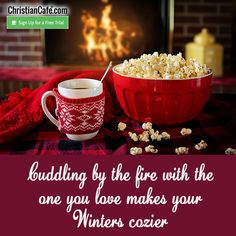 Cuddling by the fire with the one you love makes your Winter cozier Hygge, Stovetop Popcorn Popper, Microwave Popcorn, Gluten Free Popcorn, Best Popcorn, Healthy Popcorn, Pop Corn, Christmas Preparation, Cheat Day