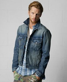 Denim & Supply Ralph Lauren Jacket, Denim Jacket