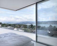 Gus Wüstemann Architects | Feldbalz House in Switzerland. © Bruno Helbling.