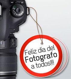 21 de Septiembre, Feliz día del Fotógrafo! :)