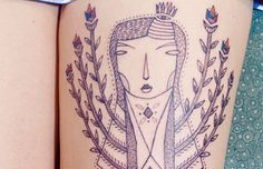 tattoo acidum