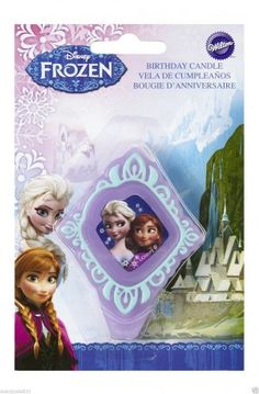 Frozen Candle   1 ct - $4.49
