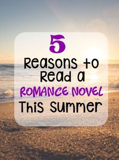 5 Reasons to Read a Romance Novel This Summer #teamviking #ad