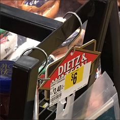 Dietz & Watson Organic Beef Jerky Merchandiser – Fixtures Close Up Organic Beef, Beef Jerky, Retail, Diet, Banting, Sleeve, Diets, Retail Merchandising, Per Diem