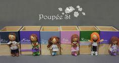 Poupée ST: Cajitas decoradas para las profes