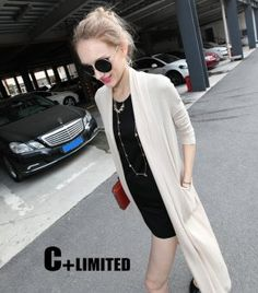 BEIGE PLEATED BACK LONG CARDIGAN [CY81] - Shop Celebrity Style At High Street Prices -- from bqueen.co.uk Beige Cardigan, Long Cardigan, Basic Grey, Grey And Beige, Celebrity Style, Duster Coat, Street, Celebrities, Jackets