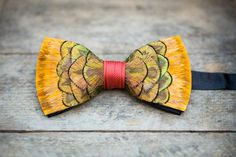 Aimeely Mens Luxury Handmade Feather Bow Tie Wedding Prom Formal Bowties 8#