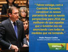 Pedro Passos Coelho, Presidente do PSD, durante o debate quinzenal. #PSD #acimadetudoportugal