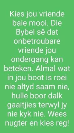Christian Poems, Afrikaanse Quotes, Bible Quotes, South Africa, Origami, Poetry, Marriage, Language, Wisdom
