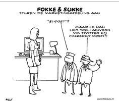 Fokke en Sukke - #Marketing