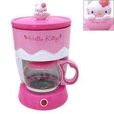 everything about coffe | ... BENEDITA: Hello Kitty: everything!!... Parte X ( electrodomésticos