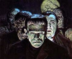 Scary Monsters | DECK THE HOLIDAY'S: RULES AND TIPS TO SURVIVE A CLASSIC HORROR MOVIE ...
